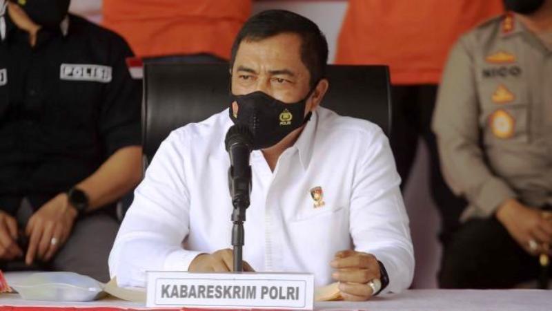 Kabareskrim Polri, Komjen Agus Andrianto. (Foto: dok_istimewa)