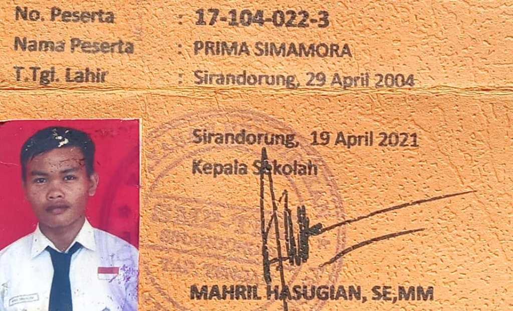 Seorang Anak Hilang di Kecamatan Sirandorung, Tapteng.