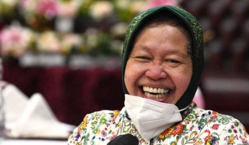 Menteri Sosial Tri Rismaharini. (dok/istimewa)