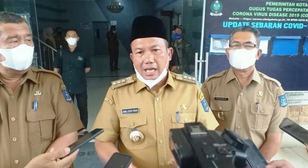 Wali Kota Sibolga Jamaluddin Pohan. (Foto: dok_istimewa)