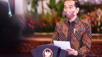 Presiden RI Joko Widodo. (Istimewa)