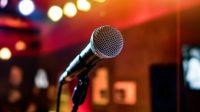 Ilustrasi di ruangan karaoke. (Pixabay)