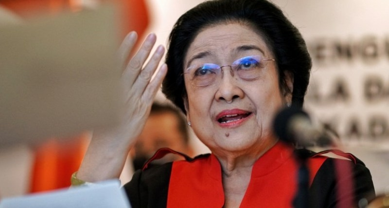 Megawati Soekarnoputri. (dok/istimewa)