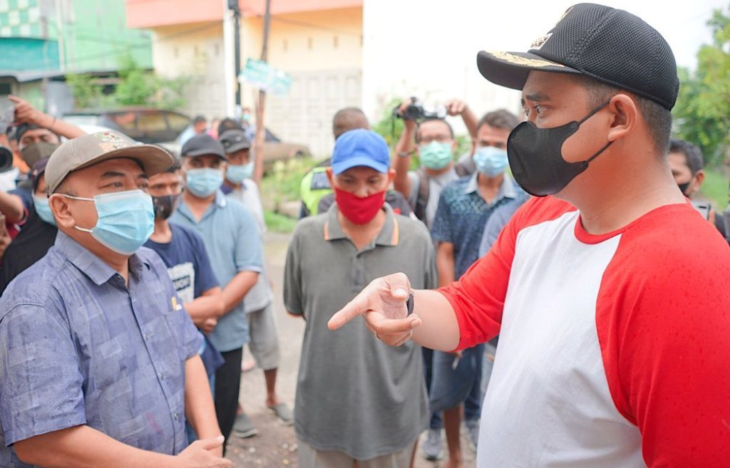 Wali Kota Medan Bobby Nasution. (dok/istimewa)