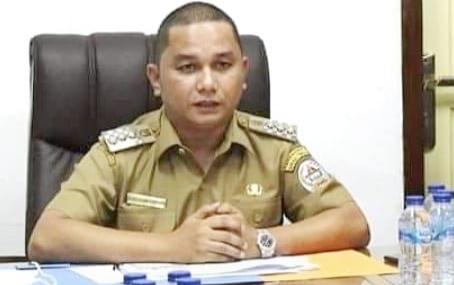 Bupati Tapteng Bakhtiar Ahmad Sibarani. (dok/istimewa)