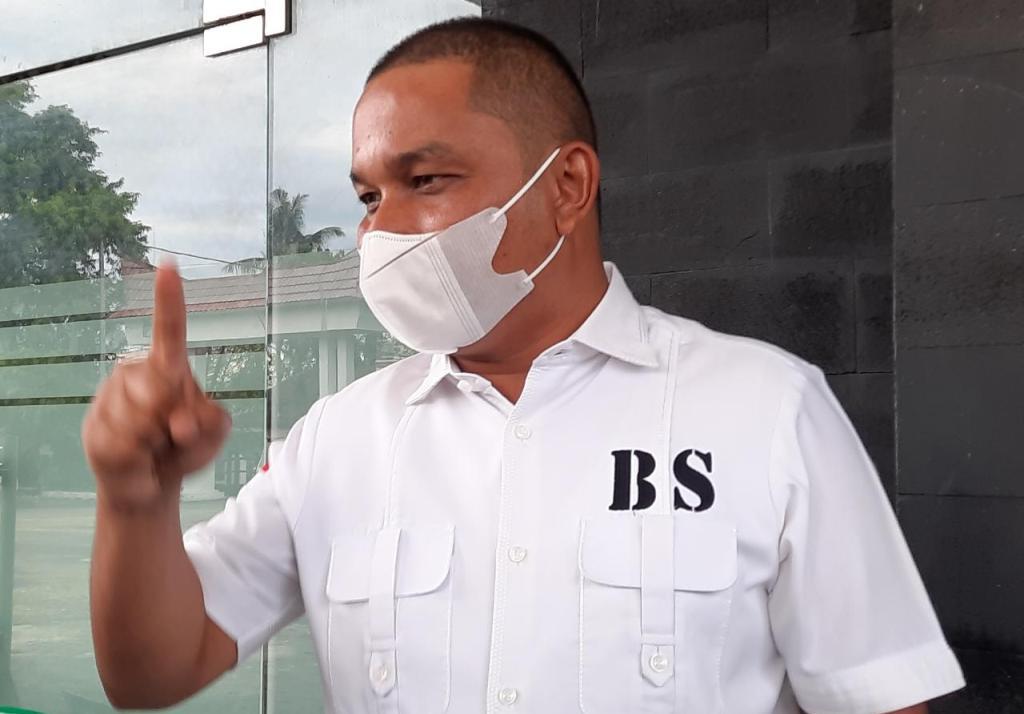 Bupati Tapanuli Tengah, Bakhtiar Ahmad Sibarani. (Istimewa)