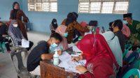 Pimpinan Daerah (PD) Muhammadiyah Kota Sibolga melaksanakan vaksinasi Covid-19. (Istimewa)