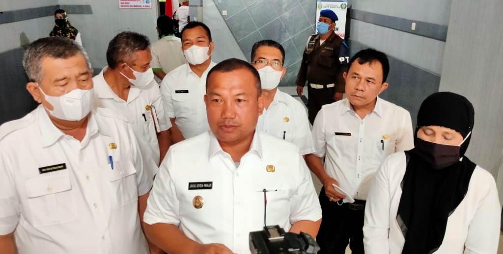 Wali Kota Sibolga Jamaluddin Pohan. (Istimewa)