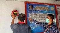 Alat Pemadam Api Fire Block Dipasang di Lapas Klas IIA Sibolga. (dok/istimewa)