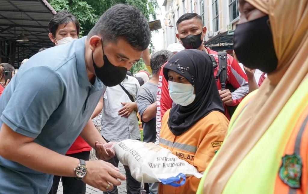 Foto: Wali Kota Medan Bobby Nasution (dok/istimewa)
