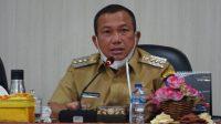 Wali Kota Sibolga Jamaluddin Pohan. (dok/istimewa)