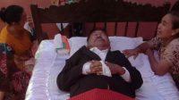 Jenazah mantan Bupati Tapteng, Raja Bonaran Situmeang Disemayamkan di Rumah Duka. (Istimewa)