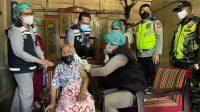 AKABRI Alumni 1990 Gelar Vaksinasi Massal di Taput